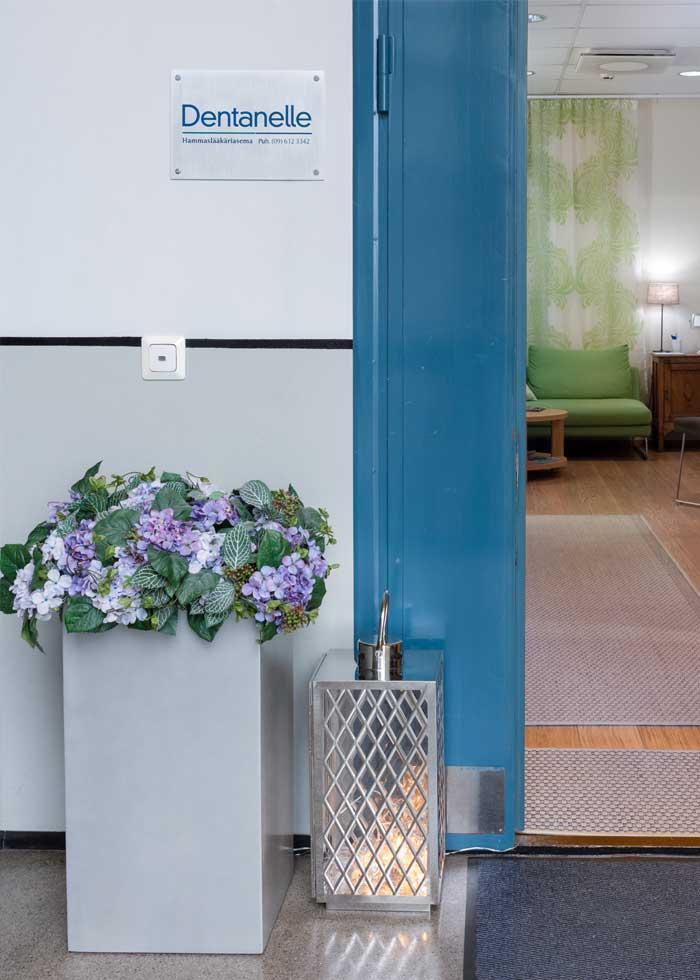 Dentanelle - Hammaslääkäriasema Postitalossa, Helsingissä
